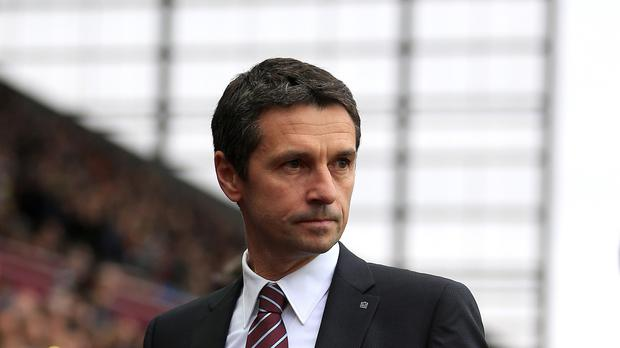 Aston Villa manager Remi Garde revealed his daughter was in Paris during the terrorist attacks.