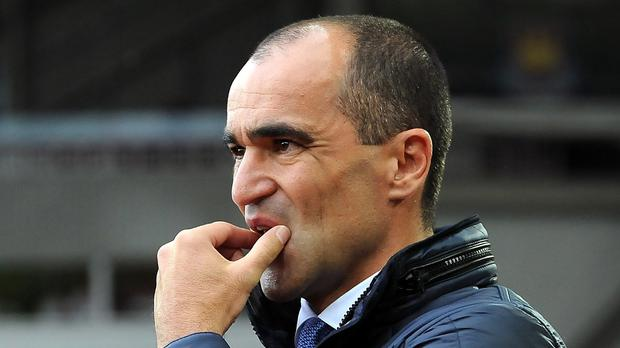 Matty Foulds has caught the eye of Everton boss Roberto Martinez, pictured