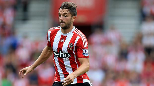 Southampton's Jay Rodriguez could be facing another spell out injured