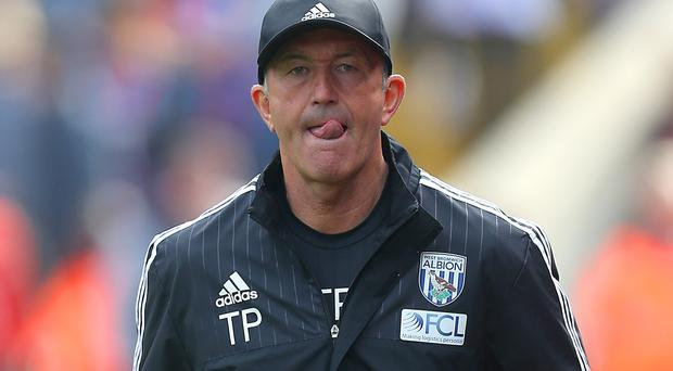 Tony Pulis is not a fan of international friendlies
