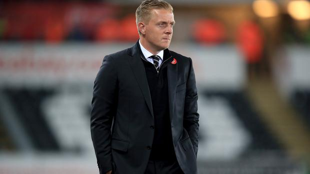 Swansea manager Garry Monk has called on his players to show their unity against Bournemouth