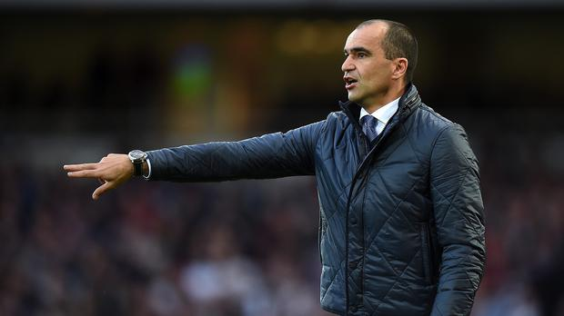 Roberto Martinez's Everton are ninth ahead of Saturday's clash with Aston Villa