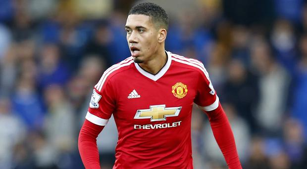 Chris Smalling is the only Manchester United player to have started every game this season