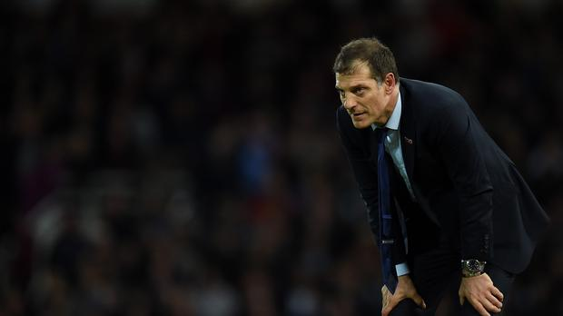 West Ham manager Slaven Bilic is looking forward to a
