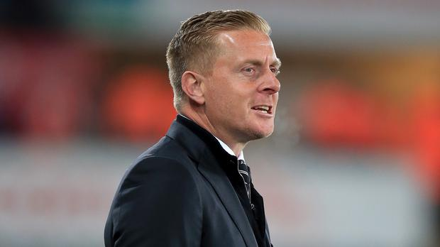 Garry Monk praised his side's resilience