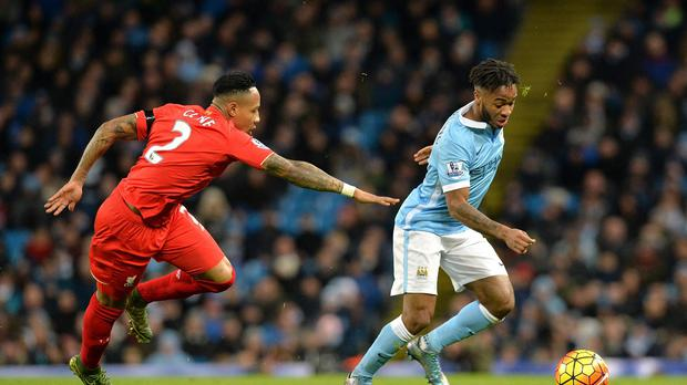 Raheem Sterling and his Manchester City team were blown away by his old side Liverpool