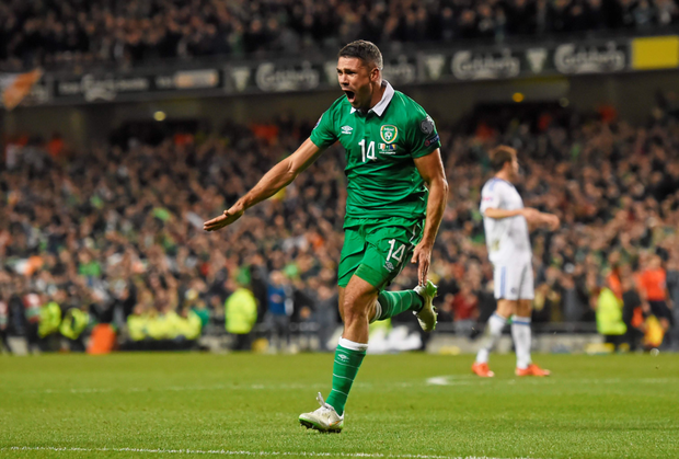 A political storm is brewing over plans for a historic joint reception for the Republic of Ireland and Northern Ireland football teams after both qualified for Euro 2016.