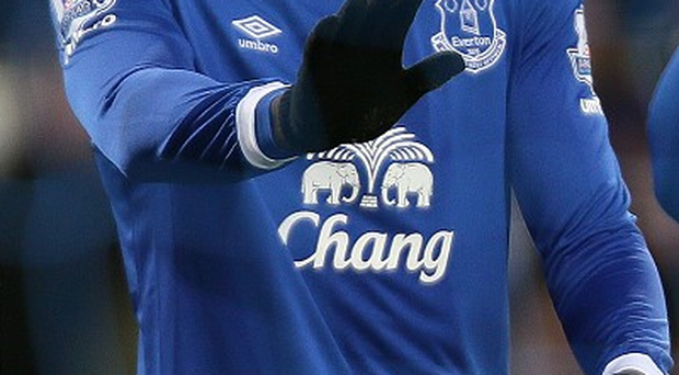 Romelu Lukaku has scored six times in Everton's last five matches