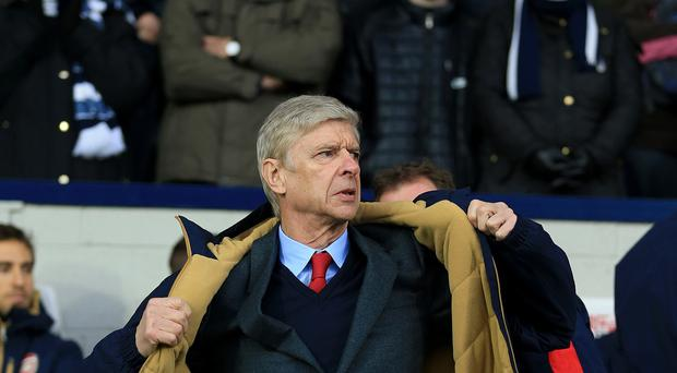 Arsene Wenger wants Arsenal to bounce back against Dinamo Zagreb