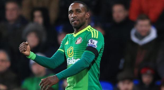 Jermain Defoe was Sunderland's match-winner at Selhurst Park