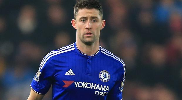 Gary Cahill is expecting another tough test against Tottenham on Sunday