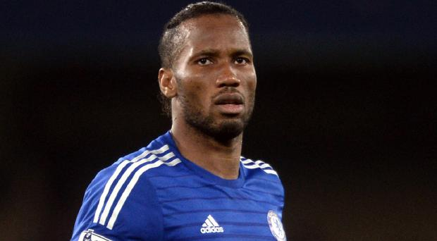 Didier Drogba left Chelsea for a second time after winning a fourth Premier League title