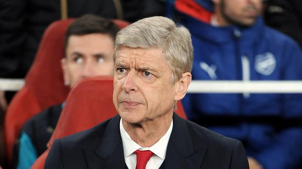 Arsenal manager Arsene Wenger lost midfielder Francis Coquelin to a knee injury this week