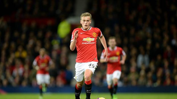 James Wilson will spend the rest of the season on loan at Brighton