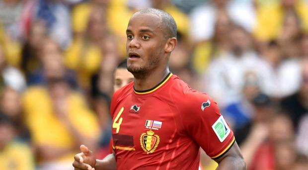Belgium's Vincent Kompany was deeply affected by the Paris terror attacks