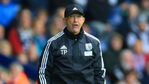 West Brom boss Tony Pulis wants to build more foundations at the Baggies