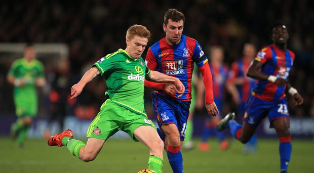 Sunderland striker Duncan Watmore could have a bright future