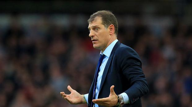 Slaven Bilic is ready to put last weekend's defeat to Tottenham behind him and look forward to West Brom