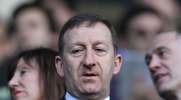 Swansea chairman Huw Jenkins has been 'extraordinarily supportive' of under-pressure manager Garry Monk.