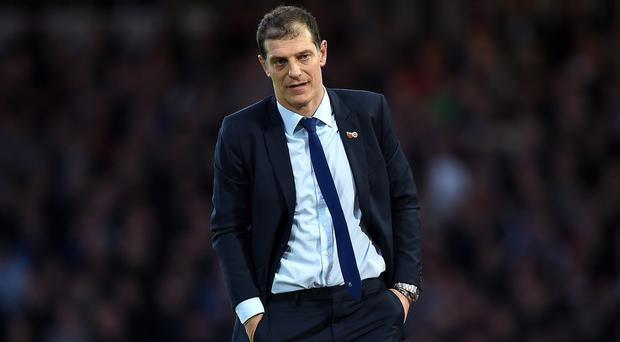 Slaven Bilic, pictured, is a fan of Tony Pulis