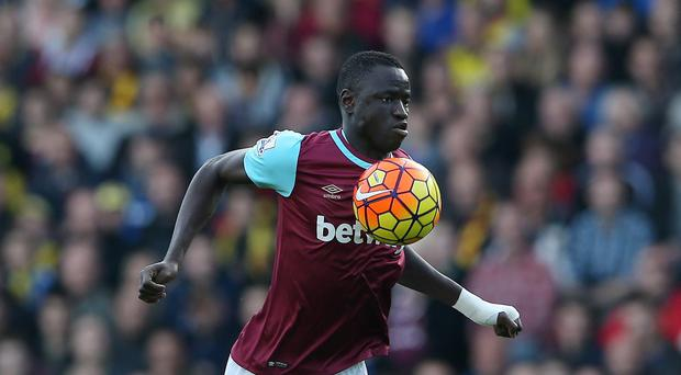 West Ham's Cheikhou Kouyate is using his time in the Premier League to help those in his homeland of Senegal