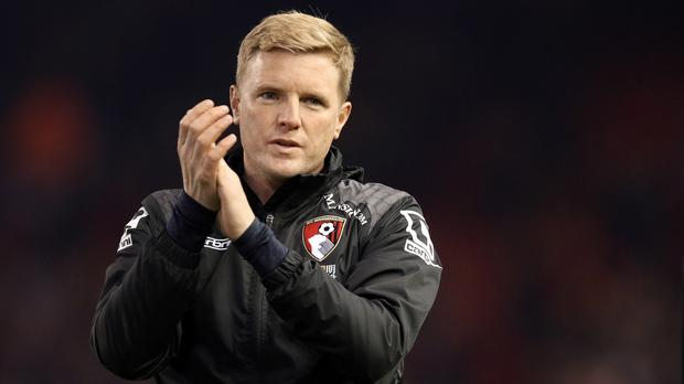 Eddie Howe believes Bournemouth's 3-3 draw with Everton proves his side can compete