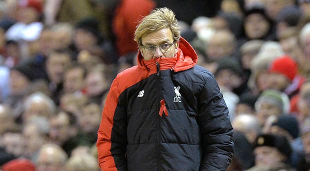 Liverpool manager Jurgen Klopp admired the way his players won in difficult conditions