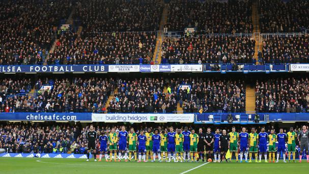Chelsea have submitted a planning application to rebuild their Stamford Bridge home
