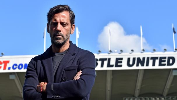 Quique Sanchez Flores hopes Gary Neville will be a success at Valencia