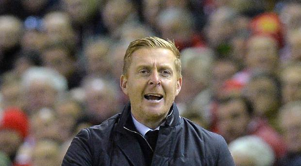 Swansea manager Garry Monk says