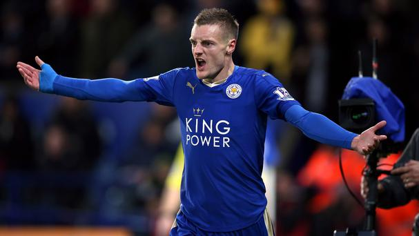 Swansea plan to put a stop to Jamie Vardy's record scoring run on Saturday