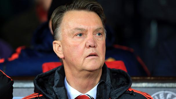 Louis van Gaal's Manchester United side face West Ham on Saturday and Wolfsburg in the Champions League on Tuesday