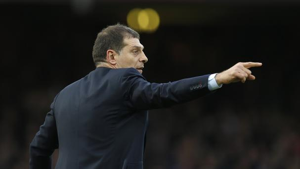 Slaven Bilic takes his West Ham side to Old Trafford on Saturday