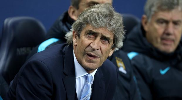 Manuel Pellegrini thinks Manchester City still have a chance to win four trophies