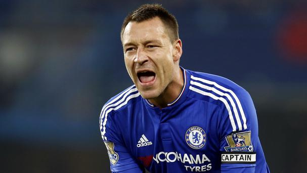 John Terry, pictured, still has faith in Chelsea boss Jose Mourinho