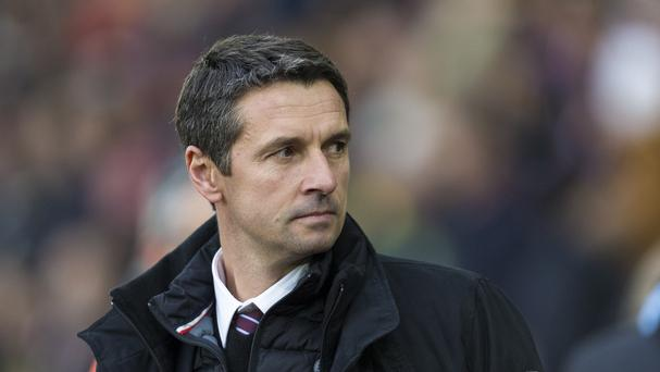 Aston Villa manager Remi Garde was satisfied with a 1-1 draw at Southampton