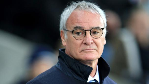Leicester manager Claudio Ranieri, pictured, hailed the teamwork of Jamie Vardy and Riyad Mahrez after the Foxes' 3-0 win at Swansea