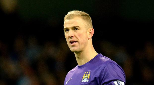 Manchester City goalkeeper Joe Hart insists they are not suffering a lack of leadership in the absence of captain Vincent Kompany.