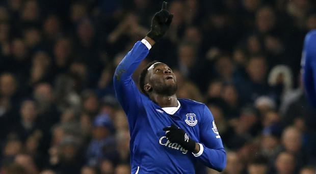 Romelu Lukaku rescued a point for Everton