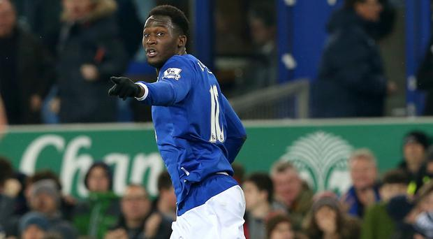 Romelu Lukaku earned his manager's praise after a goal against Crystal Palace extended his scoring run