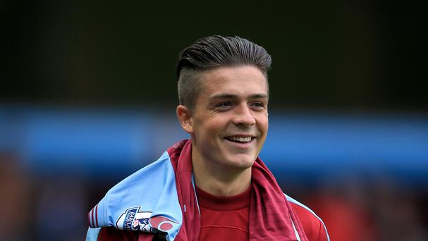 Jack Grealish last played for Aston Villa on November 21