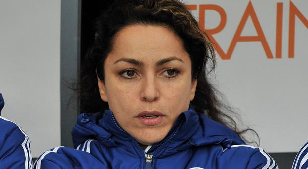 FIFA's medical committee chairman Michel D'Hooghe has been in touch with Eva Carneiro to offer his support and that of the world governing body