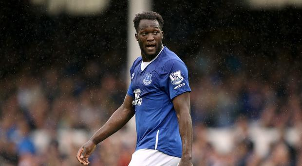Romelu Lukaku, pictured, still calls on Didier Drogba for advice