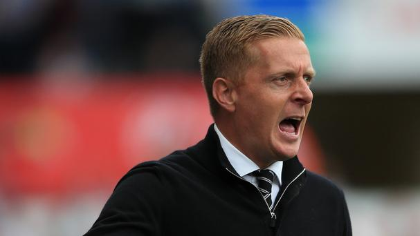 Swansea manager Garry Monk has left the Premier League club