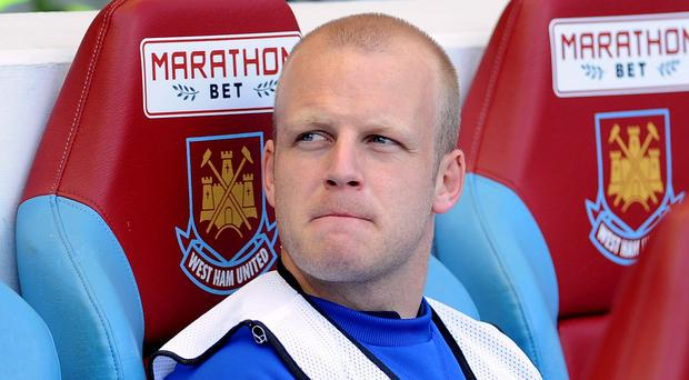 Steven Naismith admits he has been left frustrated by his stint on the Toffees' substitute bench