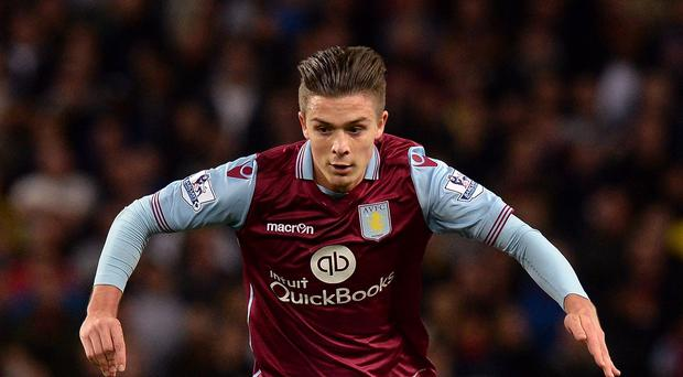Jack Grealish could leave Villa in the summer