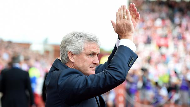 Mark Hughes' team have been labelled 'Stokelona' in Spain