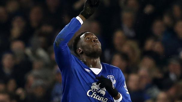 Romelu Lukaku is 6/1 to score two or more goals against Norwich