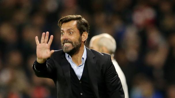 Watford manager Quique Sanchez Flores wants his side to tackle their tough Christmas schedule head on