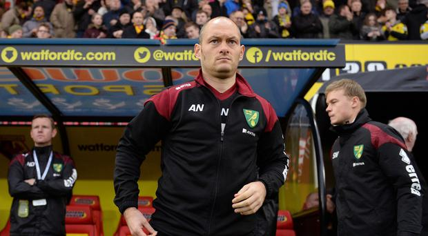 Norwich manager Alex Neil is expected a reaction against Everton following a poor display at Watford